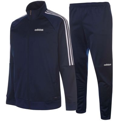 Treninguri adidas Essentials Sereno pentru baietei bleumarin alb