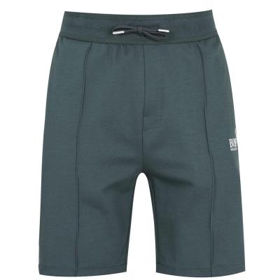 Treninguri Pantaloni scurti Boss verde alb