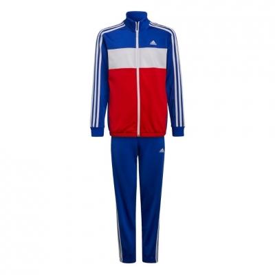 Treninguri For Adidas Essentials Tiberio albastru-rosu GS0185 pentru Copii