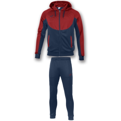 Treninguri Joma Essential bleumarin-rosu galben