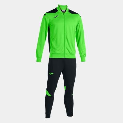 Treninguri Joma Championship Vi Fluor verde negru fosforescent