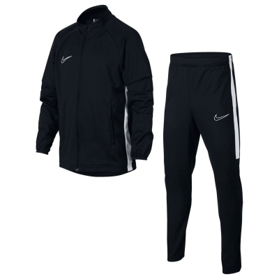 Treninguri Nike Dri-FIT Academy Big Soccer pentru Copii negru alb
