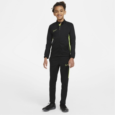 Treninguri Nike Dri-FIT Academy Big Soccer pentru Copii negru vlt