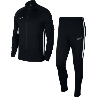 Treninguri Nike Dri-FIT Academy Soccer pentru Barbati negru alb