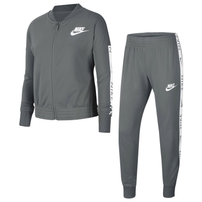 Treninguri Nike Sportswear pentru fetite cool gri