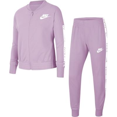 Treninguri Nike Sportswear pentru fetite albastru roz