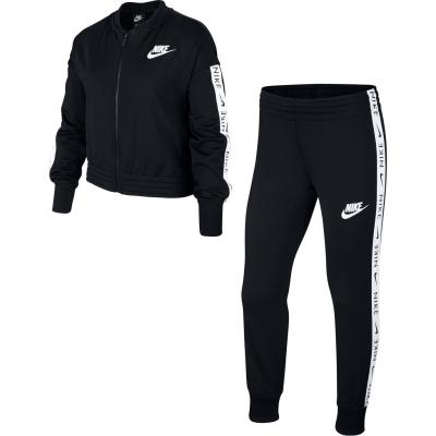 Treninguri Nike Sportswear pentru fetite negru