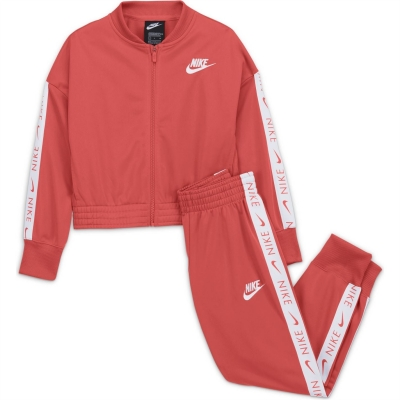 Treninguri Nike Sportswear pentru fetite roz alb
