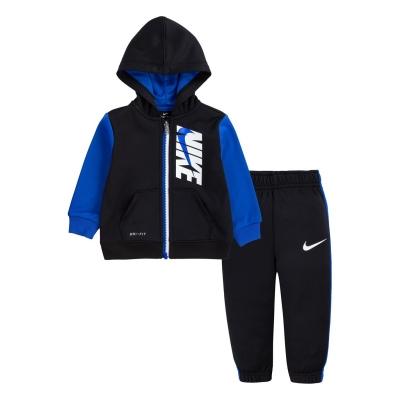 Treninguri Nike Therma CB pentru baieti pentru Bebelusi negru