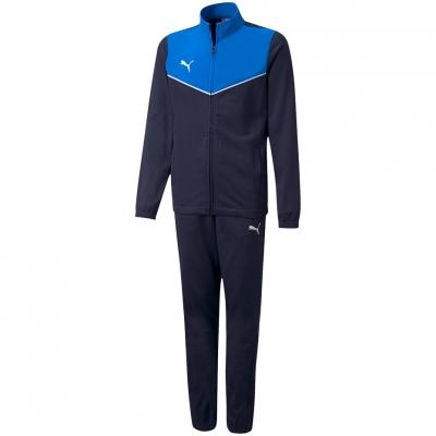 Treninguri Puma Individual RISE albastru And bleumarin 657535 02 copii