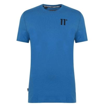 Tricou 11 Degrees deep albastru