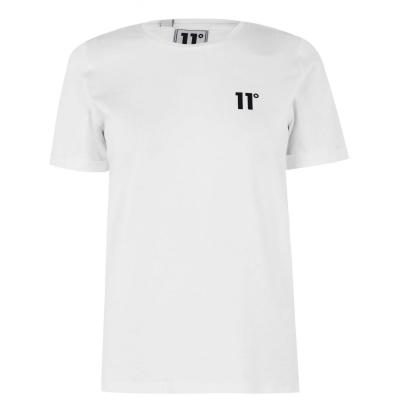 Tricou 11 Degrees Core alb