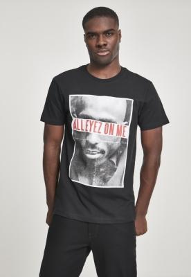 Tricou 2Pac All Eyez on me negru Mister Tee