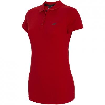 Tricou 4F rosu NOSH4 TSD007 62S pentru femei