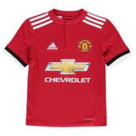 Tricou Acasa adidas Manchester United 2017 2018 pentru copii