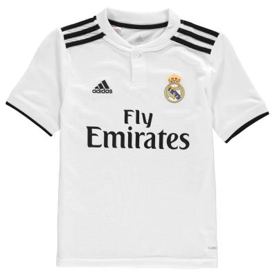 Tricou Acasa adidas Real Madrid 2018 2019 pentru copii