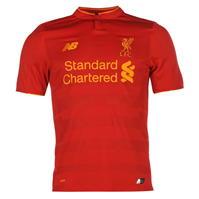 Tricou Acasa New Balance Liverpool 2016 2017 pentru Barbati