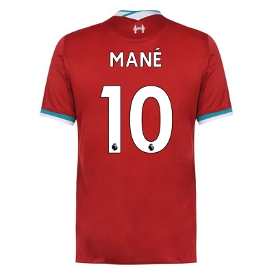 Tricou Acasa Nike Liverpool Sadio Mane 2020 2021 rosu