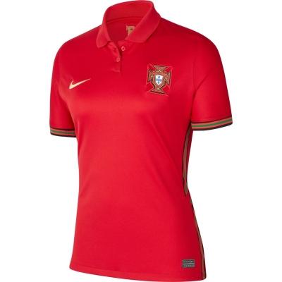 Tricou Acasa Nike Portugalia 2020 pentru Femei rosu