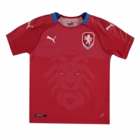 Tricou Acasa Puma Czech Republic 2018 pentru copii