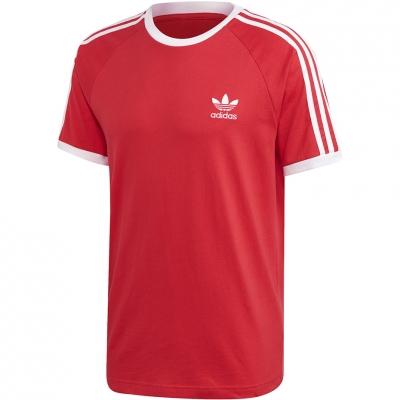Tricou Adidas 3 Stripes rosu FM3770 barbati