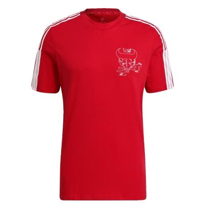 Tricou adidas Arsenal Chinese New Year pentru Barbati rosu