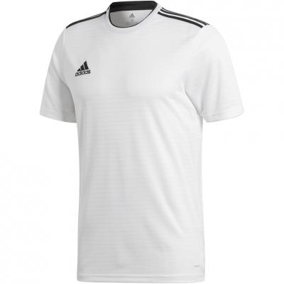 Tricou Adidas Condivo 18 JSY alb CF0682 adidas teamwear pentru barbati