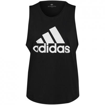 Tricou Adidas Essentials Big Logo negru GS1359