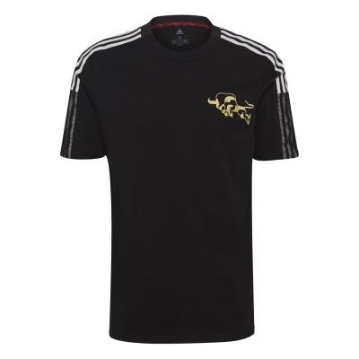 Tricou adidas Manchester United Chinese New Year pentru Barbati negru