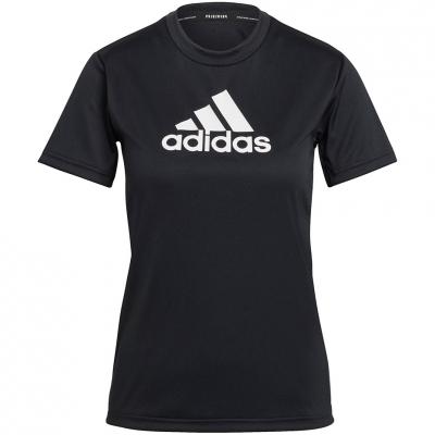Tricou Adidas Primeblue Designed To Move negru GL3820