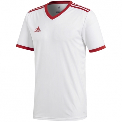Tricou Adidas Table 18 Jersey alb CE1717 copii