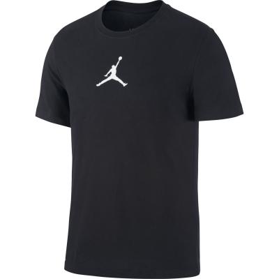 Tricou Air Jordan Jumpman pentru Barbati negru