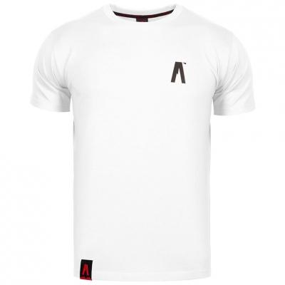 Tricou Alpinus A alb ALP20TC0002_ADD pentru Barbati