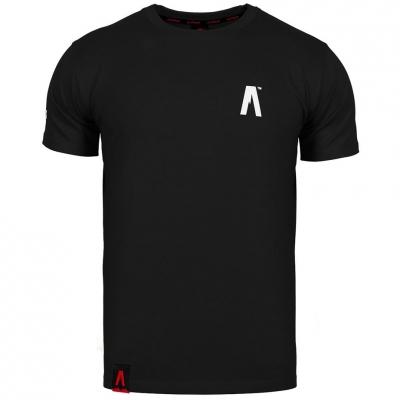 Tricou Alpinus A negru ALP20TC0002_ADD pentru Barbati