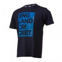Tricou Anglia Cricket pentru Barbati bleumarin