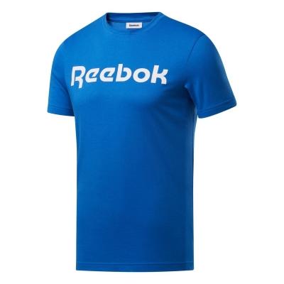 Tricou antrenament Reebok imprimeu Graphic Series pentru Barbati albastru