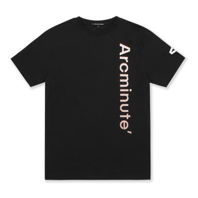 Tricou Arcminute Bernoulli negru
