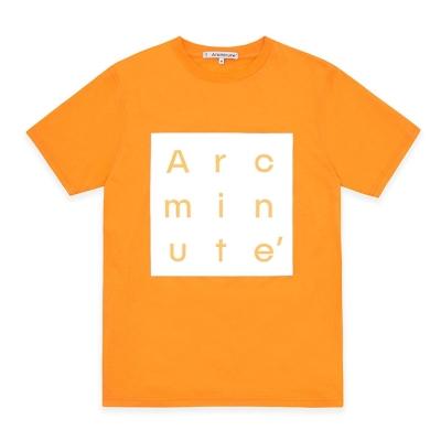 Tricou Arcminute portocaliu