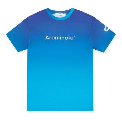 Tricou Arcminute Rieman albastru