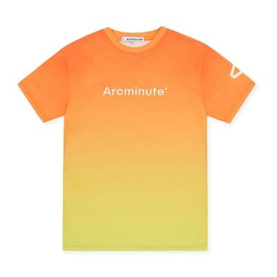 Tricou Arcminute Rieman portocaliu