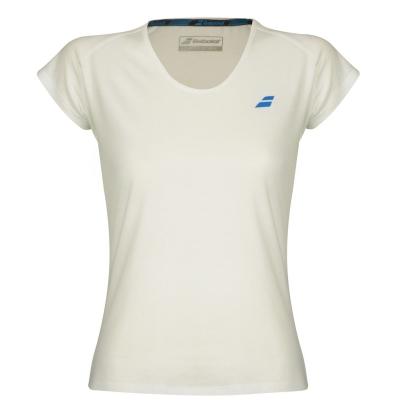 Tricou Babolat Core pentru Femei alb
