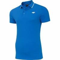 Tricou barbati 4F albastru H4Z19 TSM011 33S pentru femei