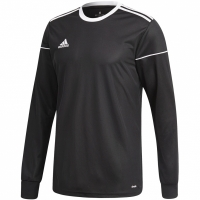 Tricou barbati Adidas Squadra 17 Jersey cu Maneca Lunga negru BJ9185 teamwear adidas teamwear