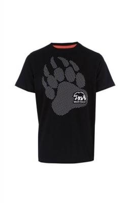 Tricou barbati bear max kermode negru