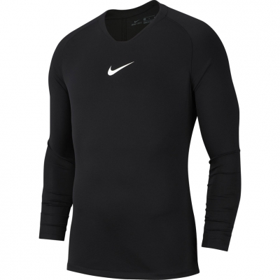 Tricou barbati Nike M Dry Park First Layer JSY maneca lunga negru AV2609 010