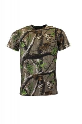 Tricou barbati game tehnical apparel ss trek tshirt verde