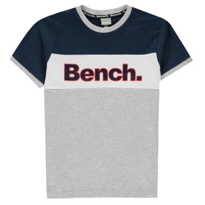 Tricou Bench Young pentru baietei gri marl