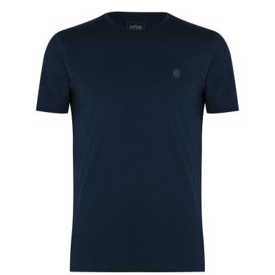 Tricou Bluza simpla 883 Police verde fir