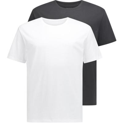 Tricou Boss 2P BT RN 10145963 01 alb negru