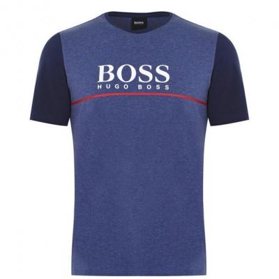 Tricou Boss Dynamic albastru